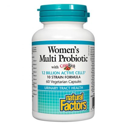 Women's Multi Probiotic with CranRich®