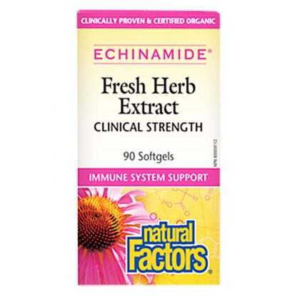 ECHINAMIDE®, Fresh Herb Extract Clinical Strength
