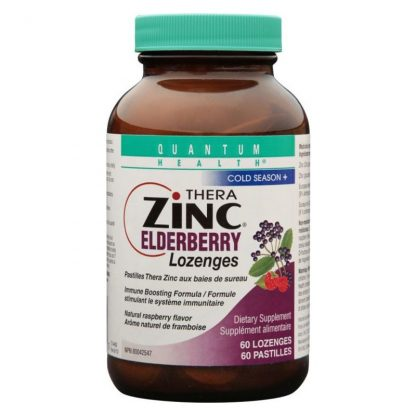 Quantum Zinc Elderberry Lozen