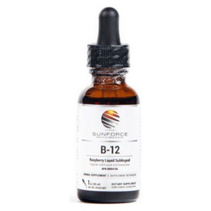 B12 Methylcobalamin Raspberry