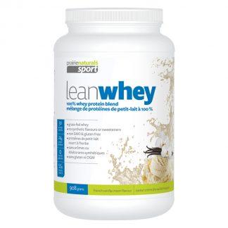 Lean Whey Van