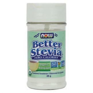 Better Stevia Organic Pwdr Sweetener