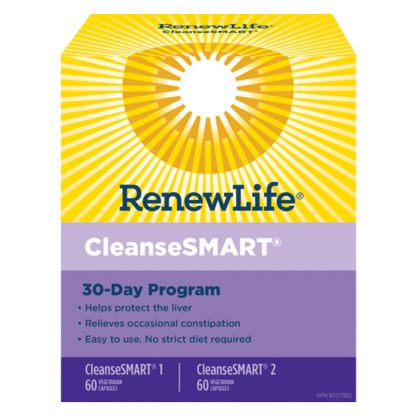 CleanseSMART - 30-Day Program
