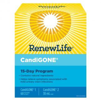 CandiGONE - 15-Day Program
