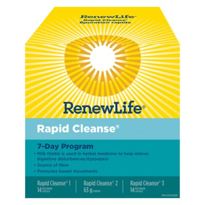 Rapid Cleanse 7-Day Program