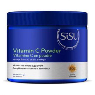 Vitamin C - Buffered Powder - Orange