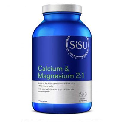 Calcium & Magnesium 2:1 - D2
