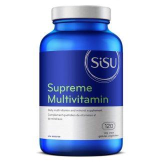 Supreme Multivitamin - Iron