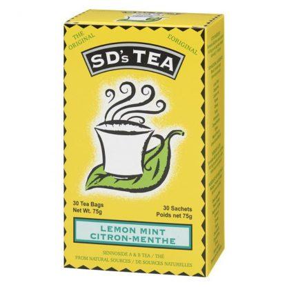 SD's Tea® Lemon