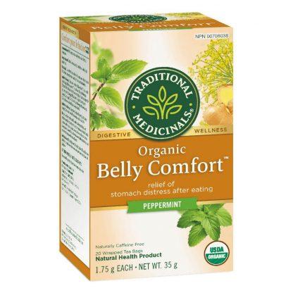 Organic - Eater's Digest Peppermint