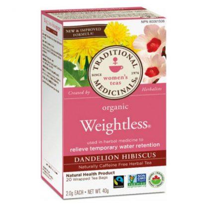 Organic - Weightless Dandelion Hibiscus