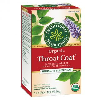 Organic - Throat Coat