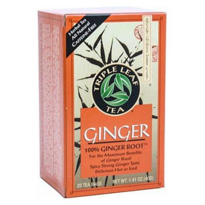 Triple Leaf Ginger Tea