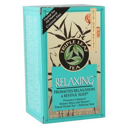 Triple Leaf Sp Relaxe