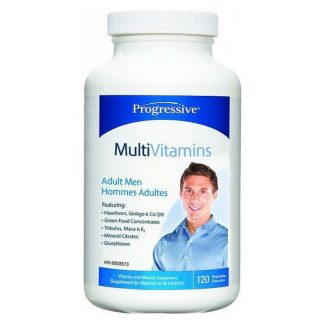 MultiVitamins - Adult Men