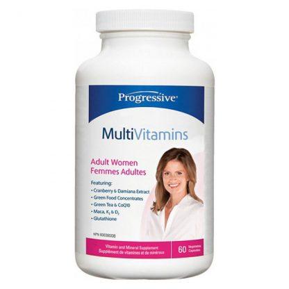 MultiVitamins - Adult Women