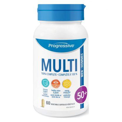 MultiVitamins - Men 50