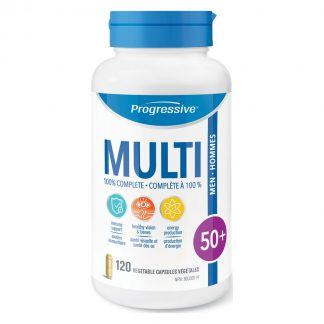 MultiVitamins - Men 50