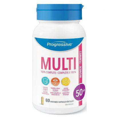 MultiVitamins - Women 50