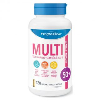 MultiVitamins - Women 50