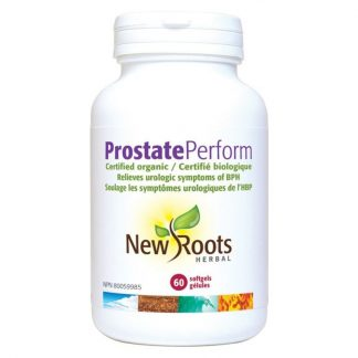 Prostate Perform Certified Organic