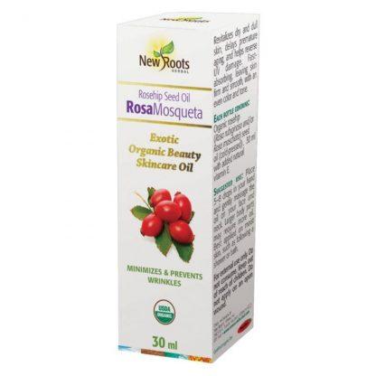Rosa Mosqueta Seed Oil Certified Organic