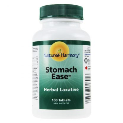 Stomach Ease Herbal Laxative