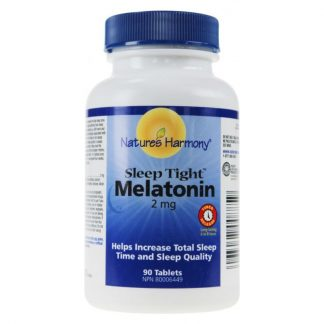 Timed Release Melatonin