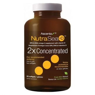 Nutra Sea Concentrate Vit D