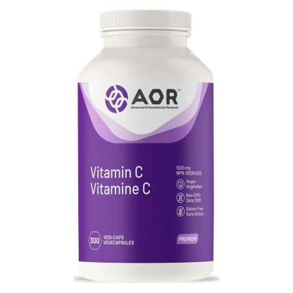 AOR Vitamin C - 300 Vegi-Caps